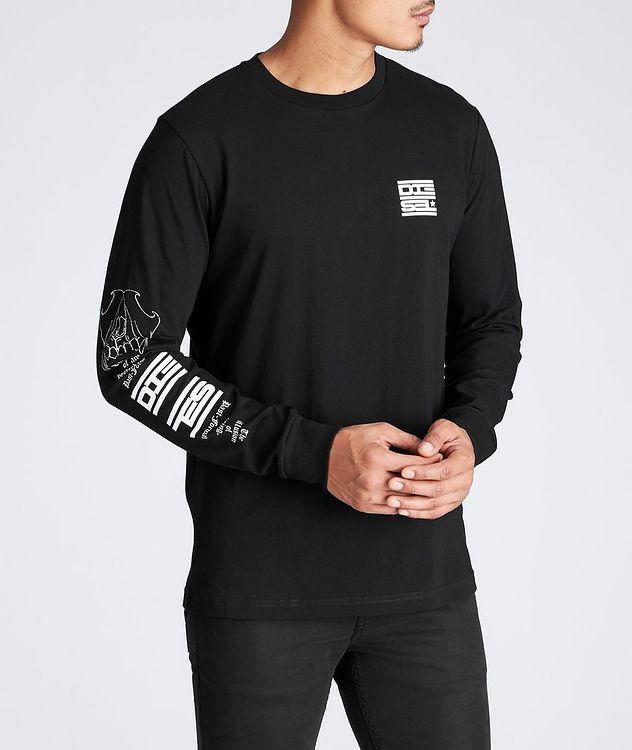 T-shirt à manches longues picture 2