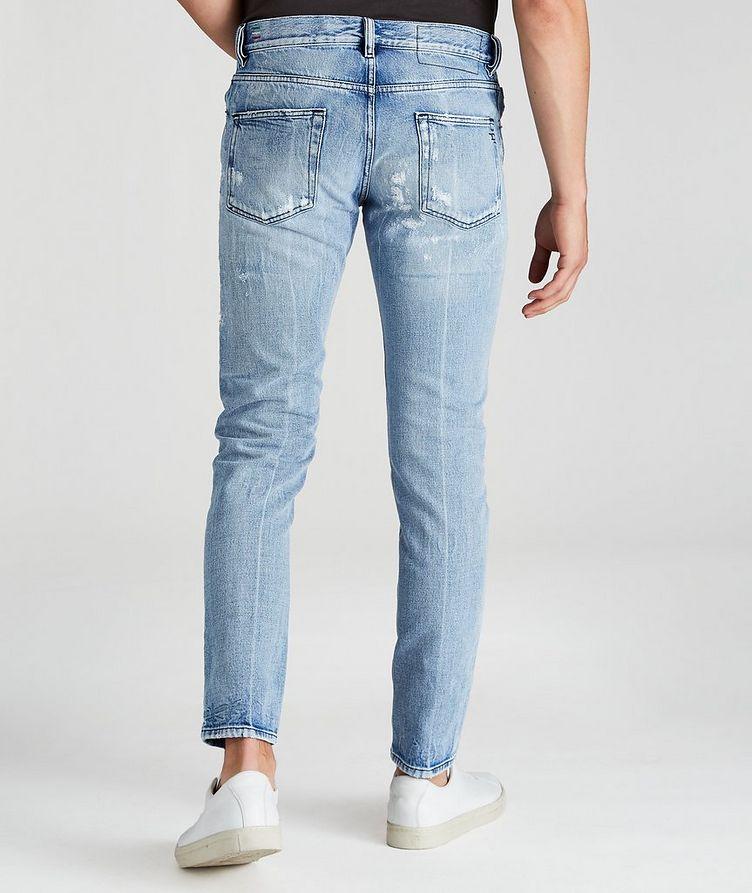 D-Strukt Distressed Slim-Fit Jeans image 1