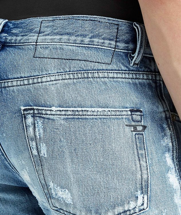D-Strukt Distressed Slim-Fit Jeans picture 3