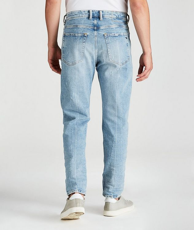 D-Vider Distressed Slim Jeans picture 2