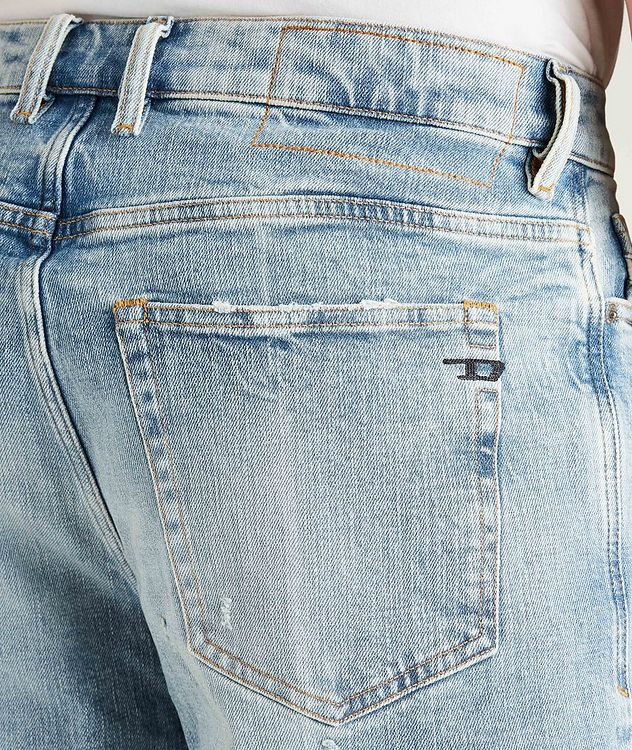 D-Vider Distressed Slim Jeans picture 3