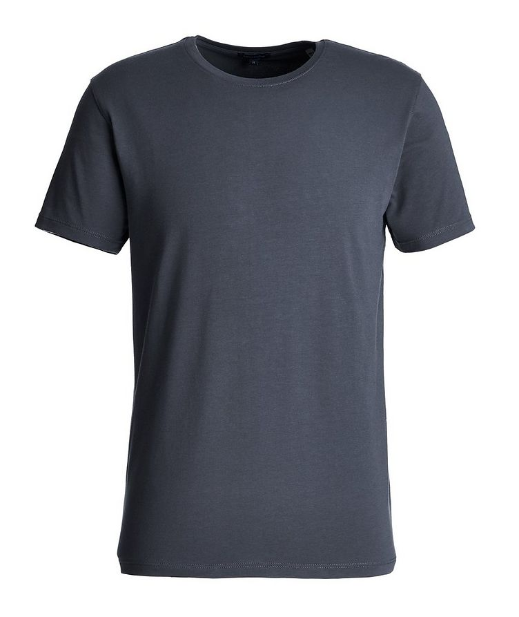 Stretch-Cotton T-Shirt image 0