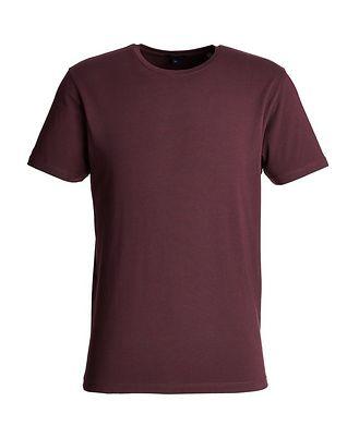 Patrick Assaraf Stretch-Cotton T-Shirt