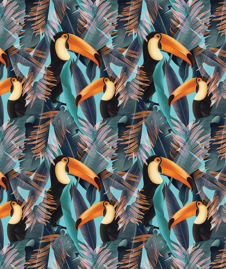 Fashion 2 ORANGETOUC Boxers image 2