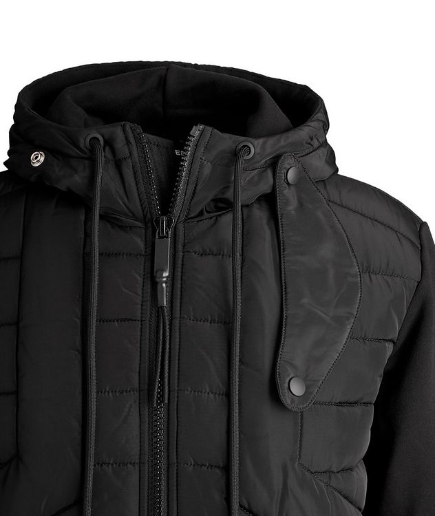 J-Lines Quilted Hoodie picture 3