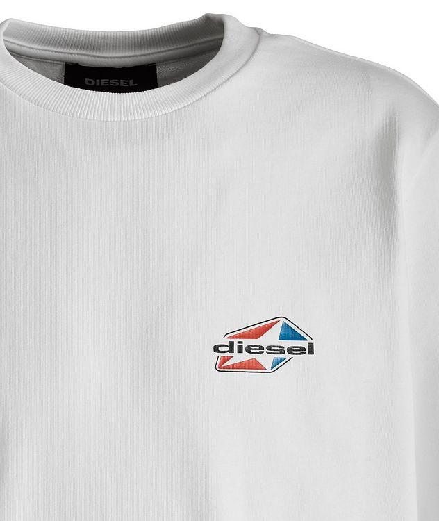 Girk Star Logo Cotton-Blend Sweatshirt picture 2