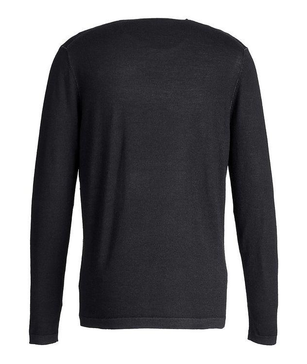 Extra-Fine Merino Wool Sweater picture 2