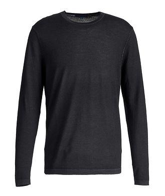Patrick Assaraf Extra-Fine Merino Wool Sweater