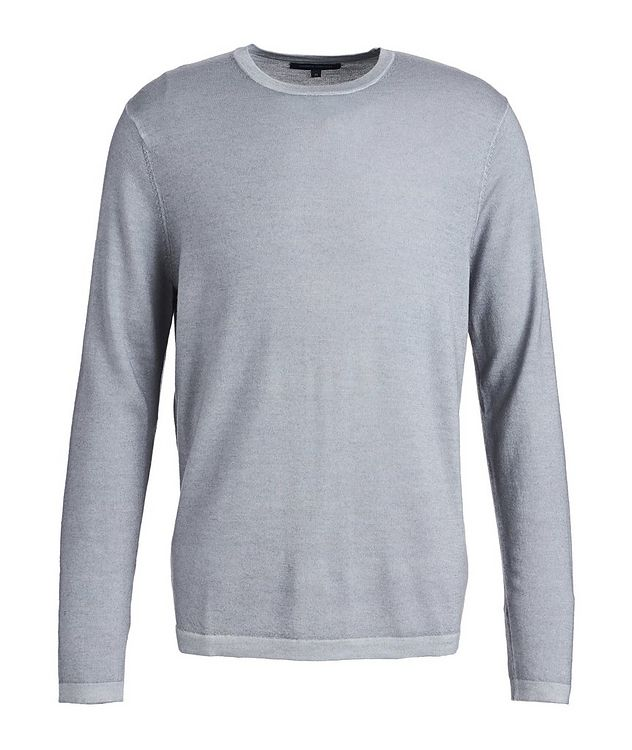 Extra-Fine Merino Wool Sweater picture 1