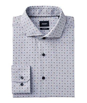 Joop! Slim Fit Printed Dress Shirt