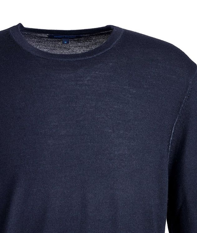 Long-Sleeve Merino Sweater picture 3