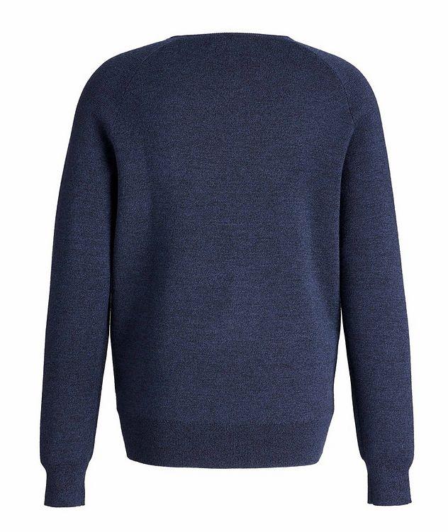 Extra-Fine Merino Wool Cardigan picture 2
