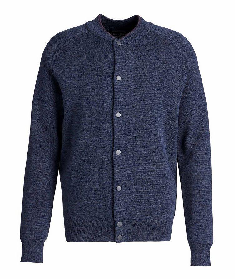 Extra-Fine Merino Wool Cardigan image 0