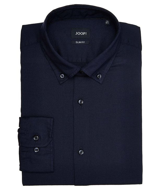 Organic-Cotton Oxford Shirt picture 1