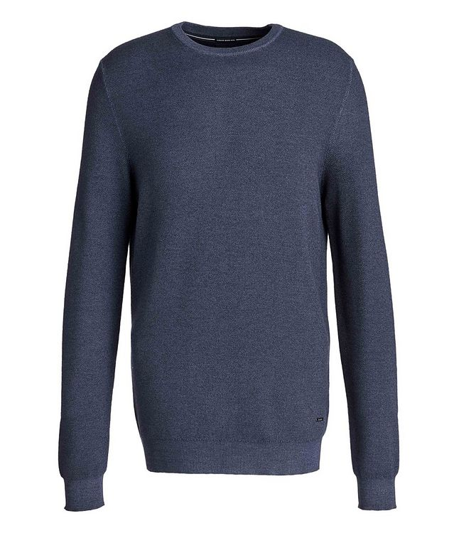 Knit Wool Sweater picture 1
