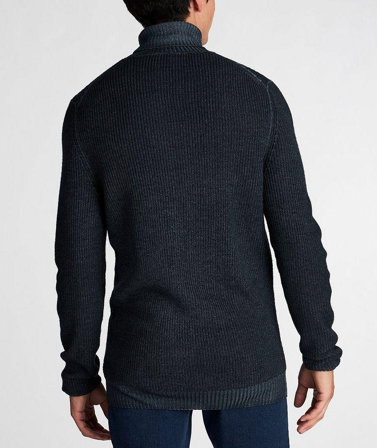 Fisherman-Knit Sweater image 2