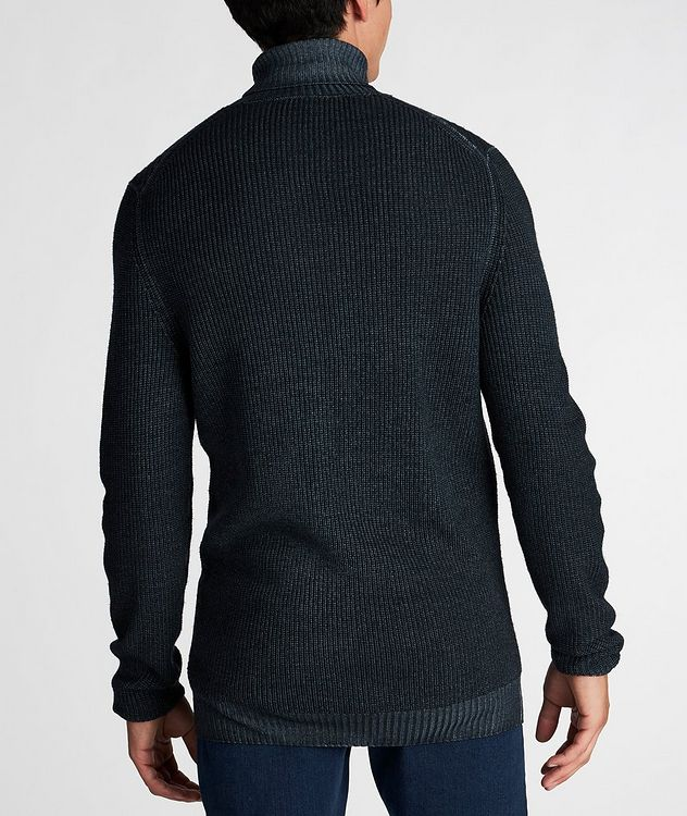 Fisherman-Knit Sweater picture 3