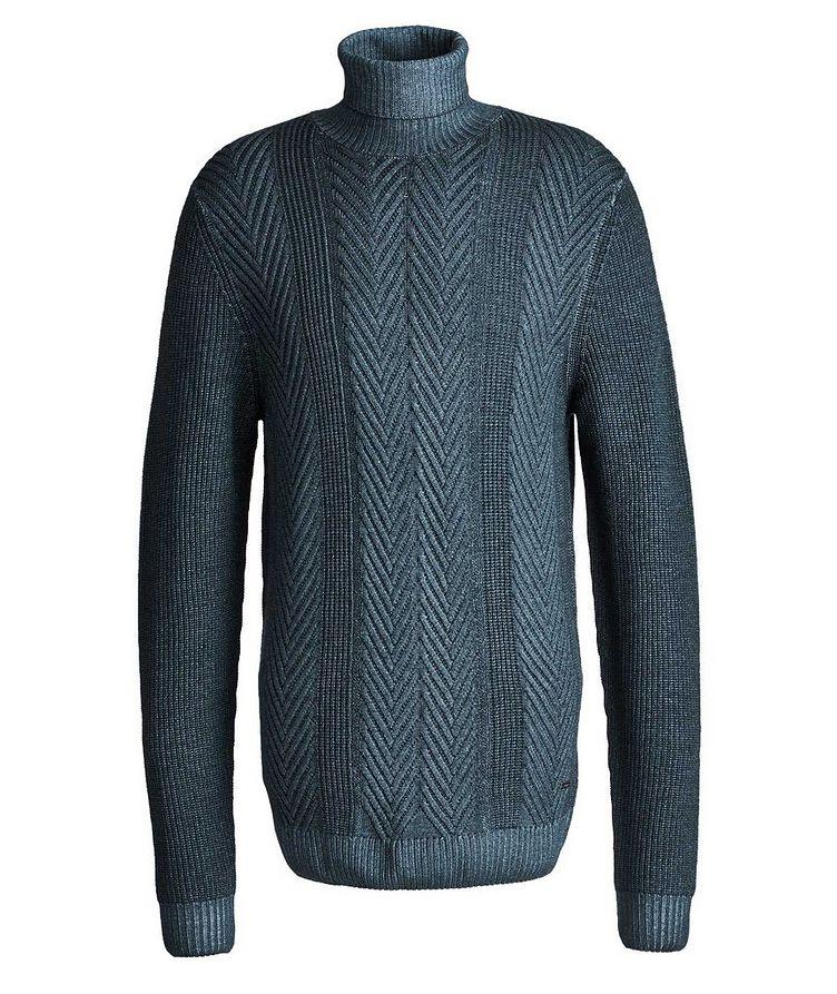 Fisherman-Knit Sweater image 0