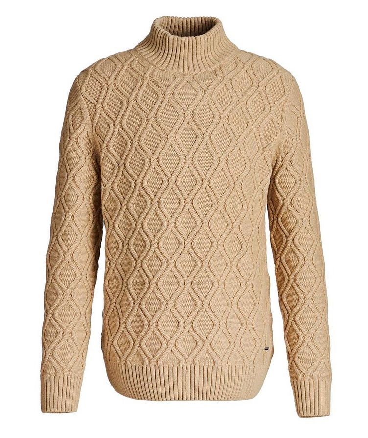 Cable Knit Sweater image 0