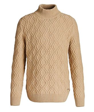 Joop! Cable Knit Sweater