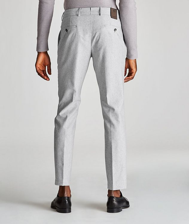 Hank Slim-Fit Wool-Blend Pants picture 2