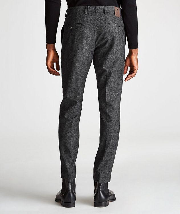Pantalon Hank en lainage de coupe amincie picture 2