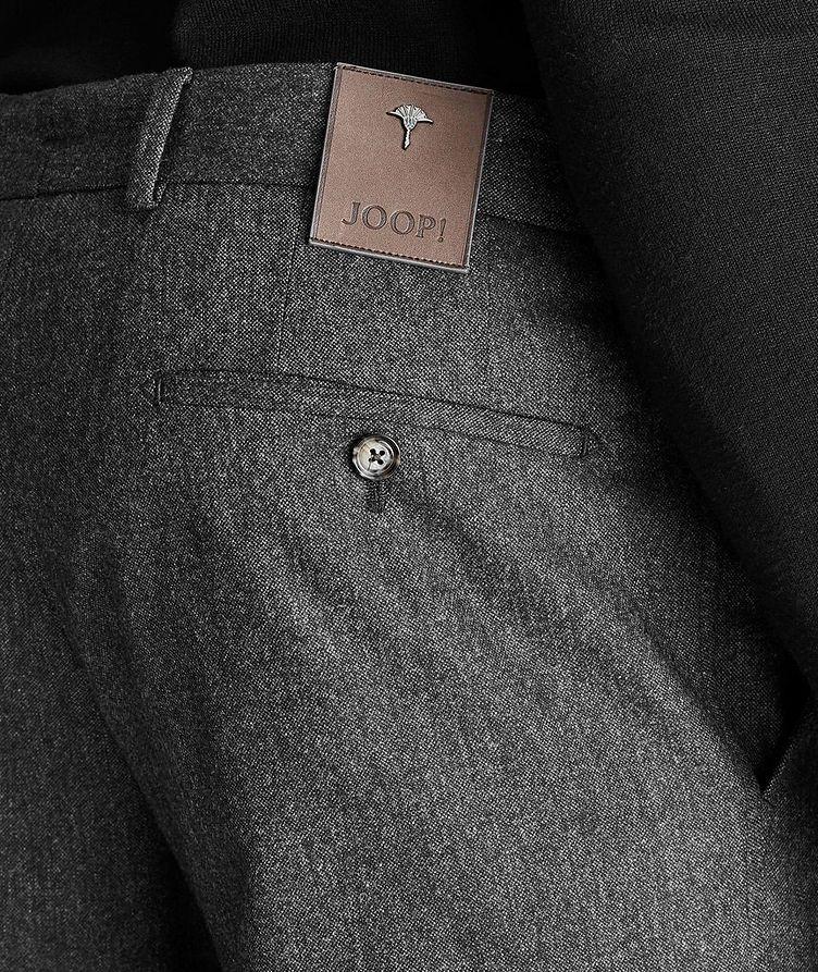 Pantalon Hank en lainage de coupe amincie image 2