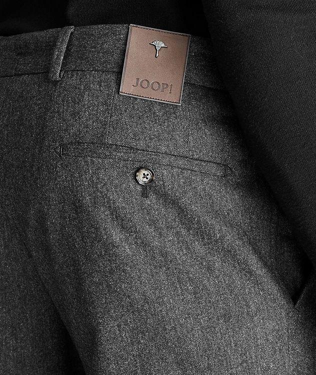 Pantalon Hank en lainage de coupe amincie picture 3