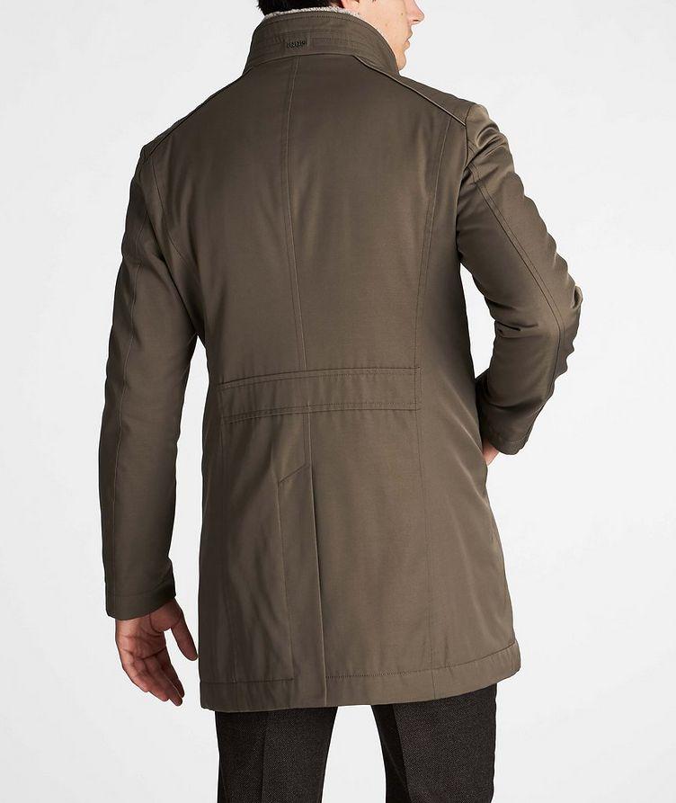 Cotton-Blend Coat image 2