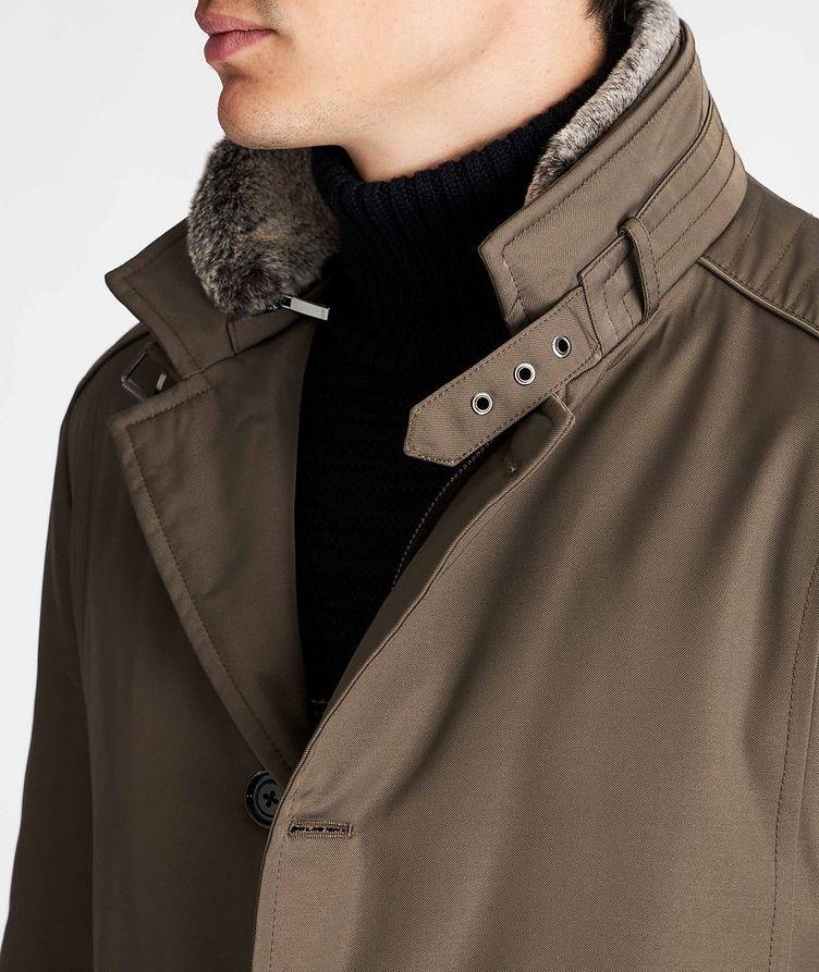 Cotton-Blend Coat image 3