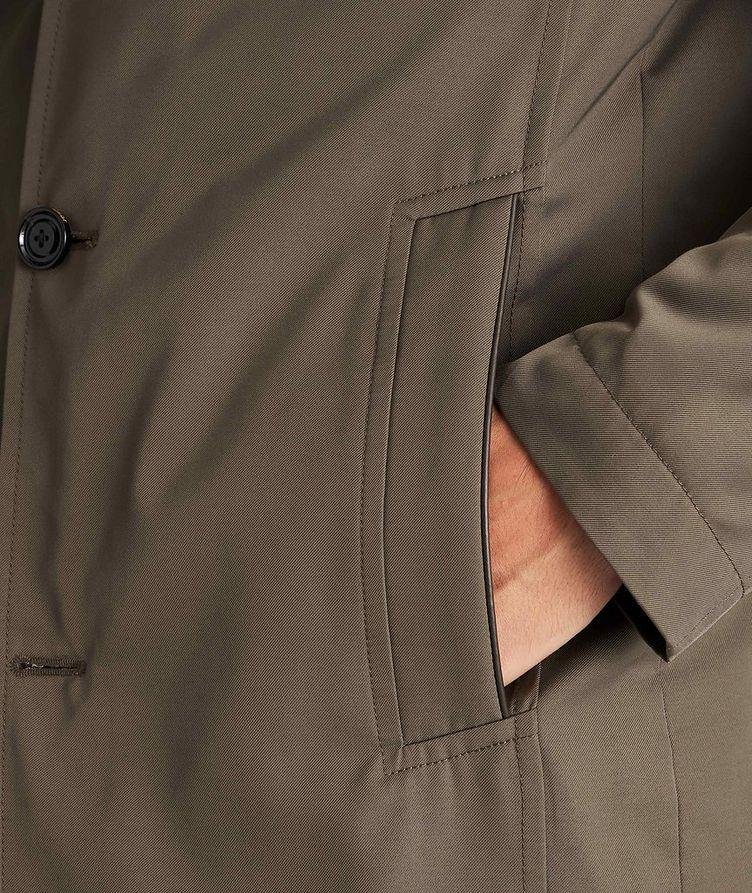 Cotton-Blend Coat image 4