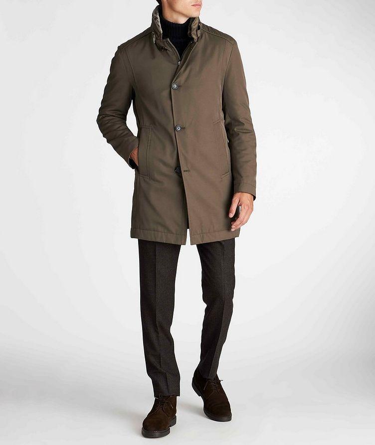 Cotton-Blend Coat image 5