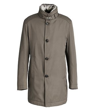 Joop! Cotton-Blend Coat