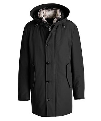 Joop! Cotton-Blend Down Parka