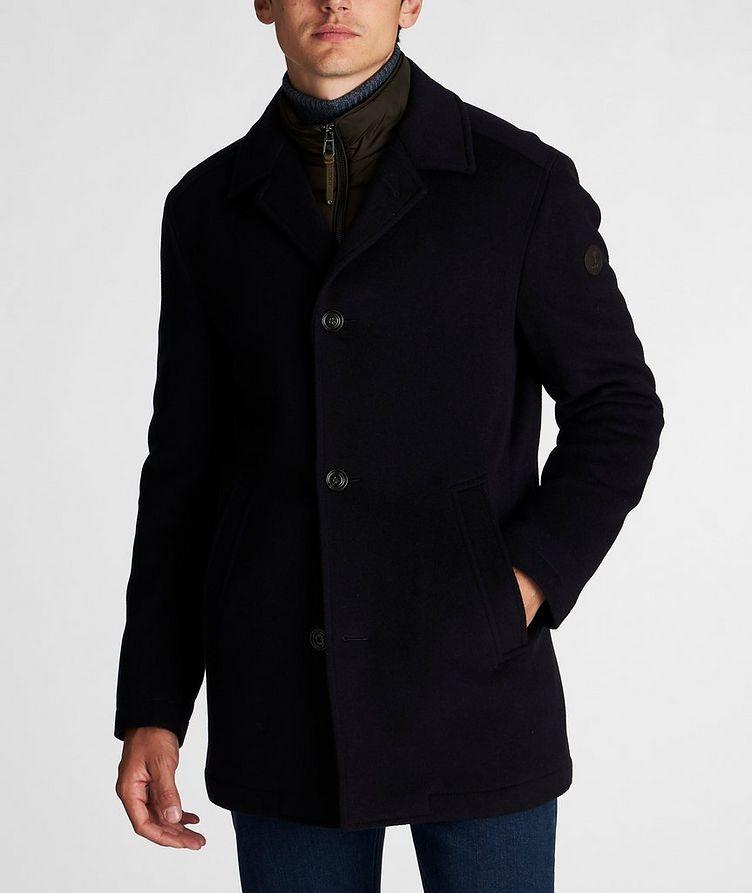 Wool-Cashmere Car Coat image 1