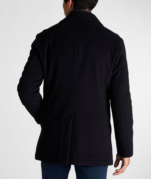 Wool-Cashmere Car Coat picture 3