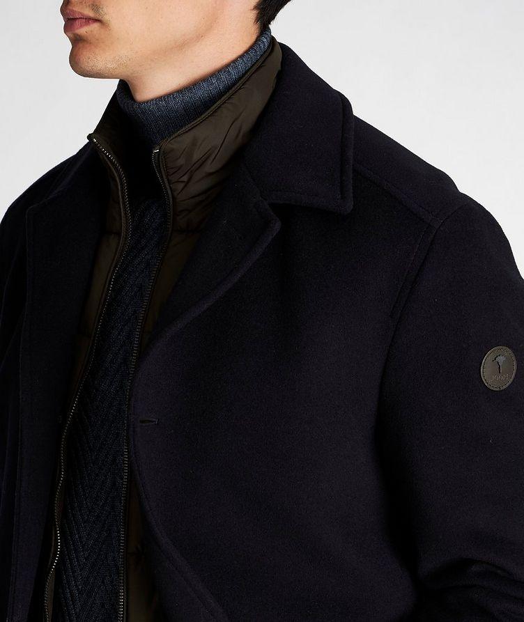 Wool-Cashmere Car Coat image 3