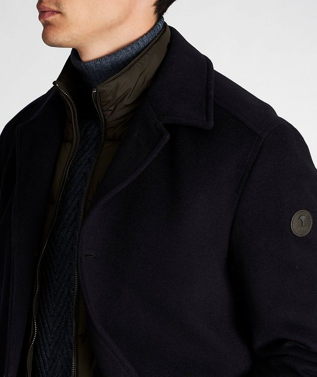 Wool-Cashmere Car Coat picture 4