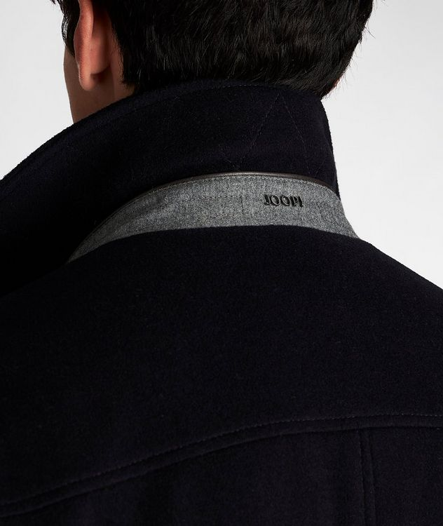 Wool-Cashmere Car Coat picture 5