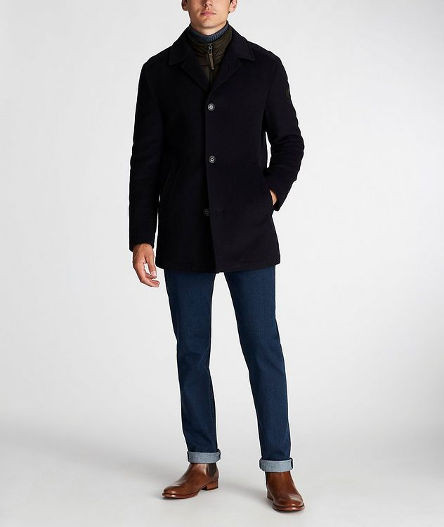 Wool-Cashmere Car Coat picture 6