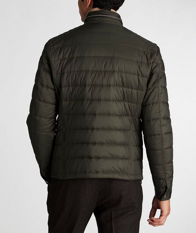 Quilted Nylon Jacket picture 3