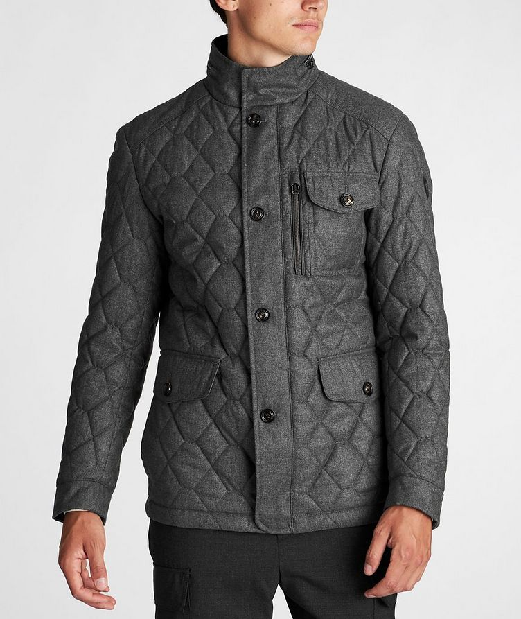 Clintons Quilted Jacket image 1