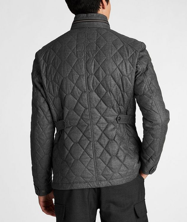 Clintons Quilted Jacket picture 3
