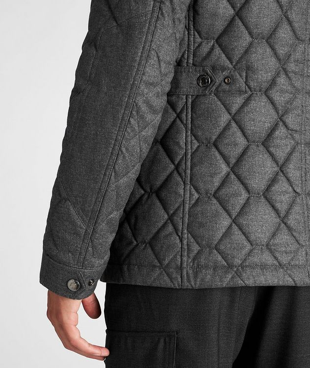 Clintons Quilted Jacket picture 4