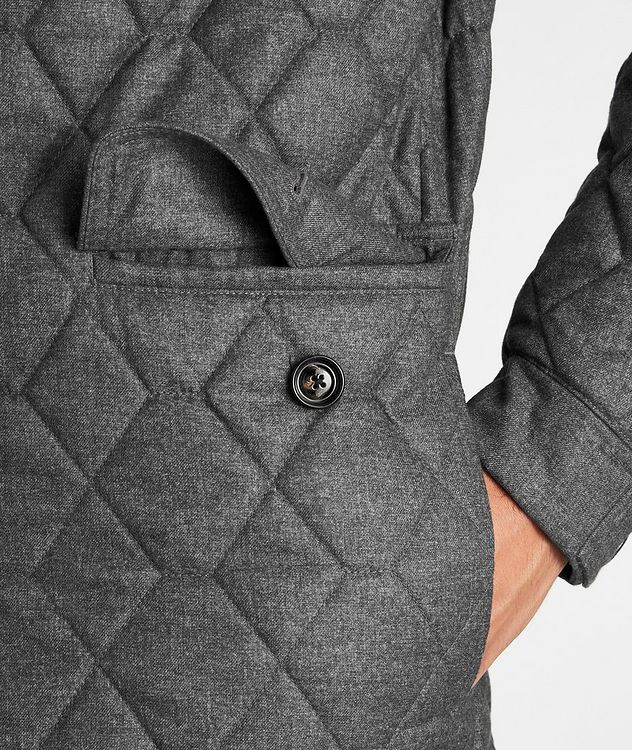 Clintons Quilted Jacket picture 6