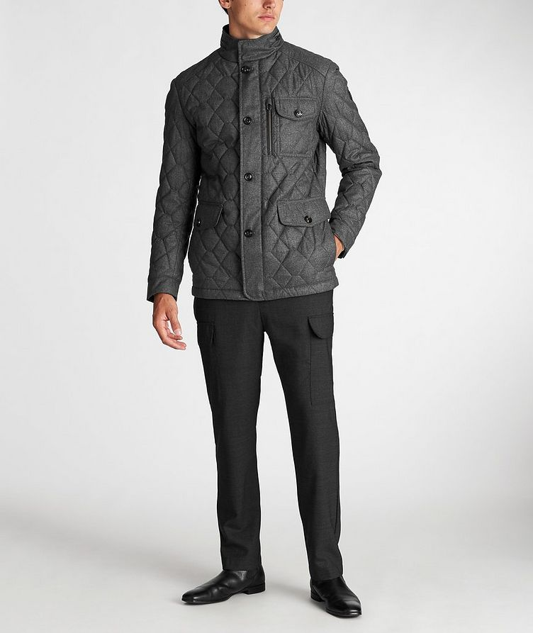 Clintons Quilted Jacket image 6