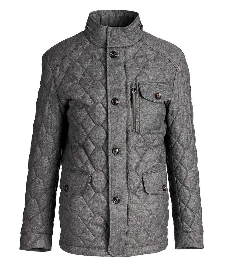 Clintons Quilted Jacket image 0