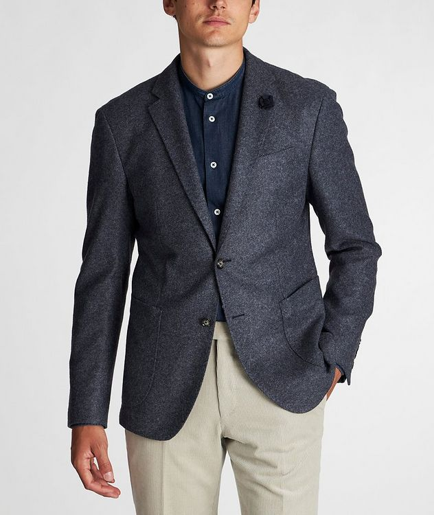 Slim Fit Performance Sports Jacket picture 2