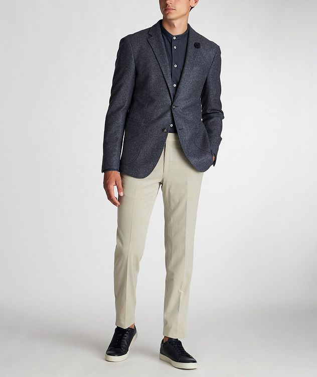 Slim Fit Performance Sports Jacket picture 5