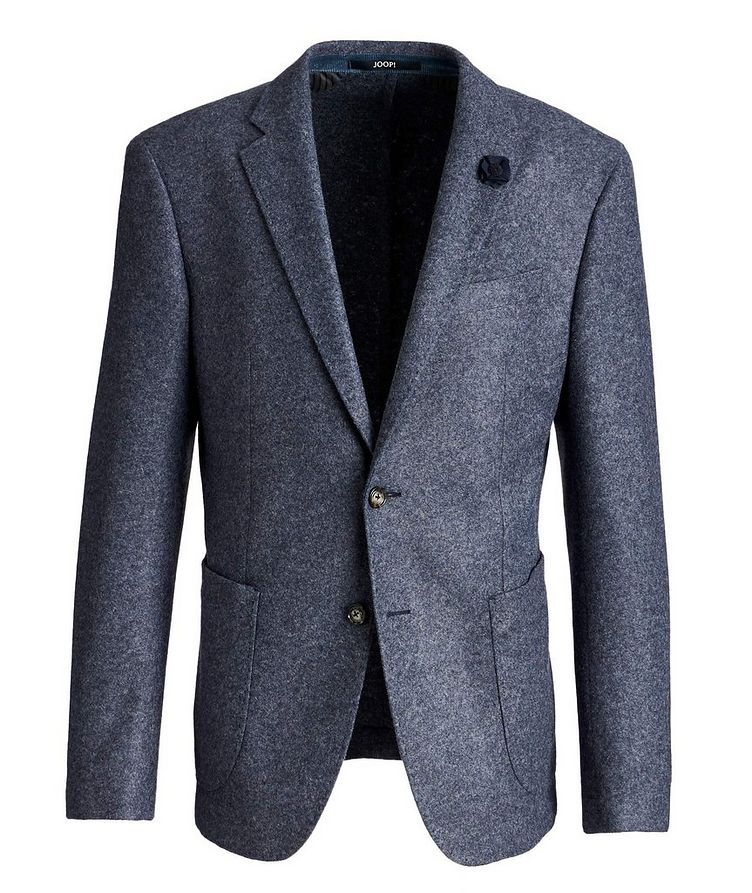 Slim Fit Performance Sports Jacket image 0